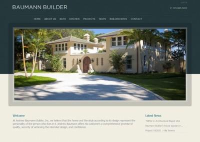 Baumann Builder