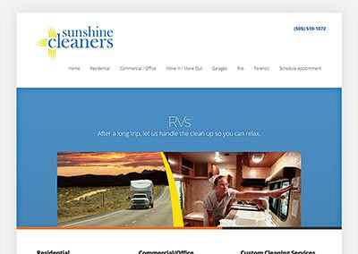 ABQ Sunshine Cleaners
