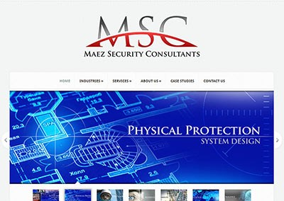 Maez Security Consultants