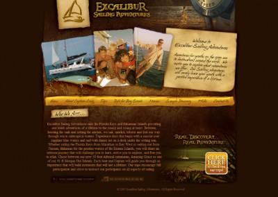 Excalibur Sailing Adventures