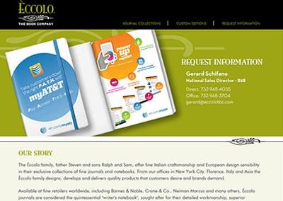 Eccolo : The Book Company