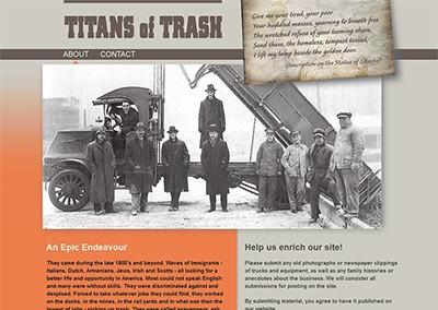 Titans Of Trash