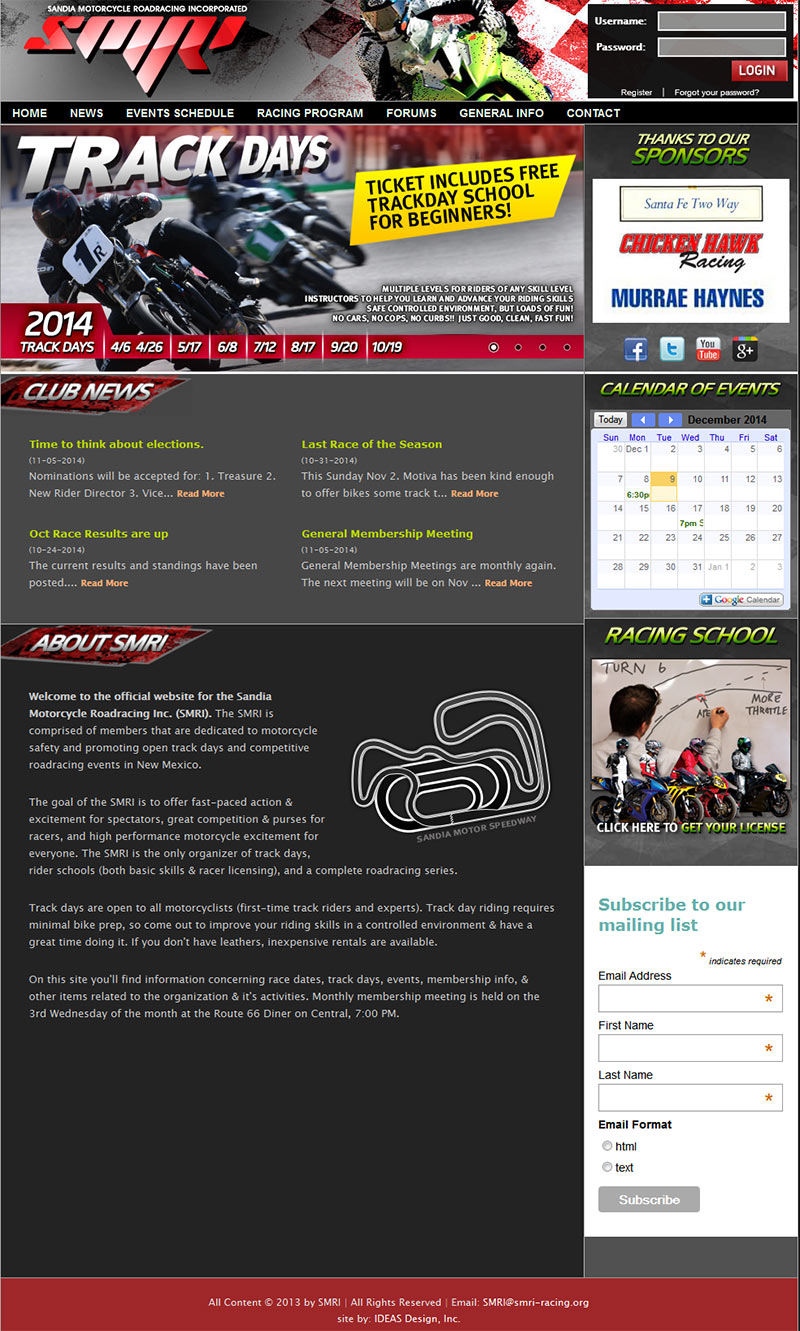 SMRI Racing